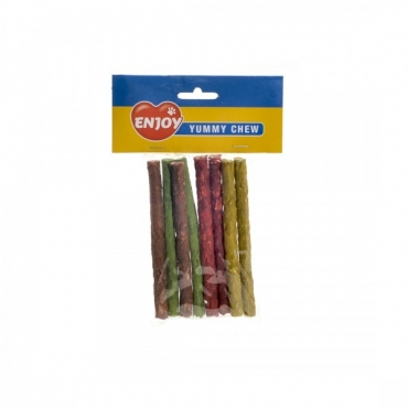 Baton dentitie caini, Yummy Chew, Enjoy, 100 buc/set