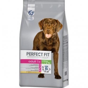 PERFECT FIT DOG ADULT PUI 14,5 KG
