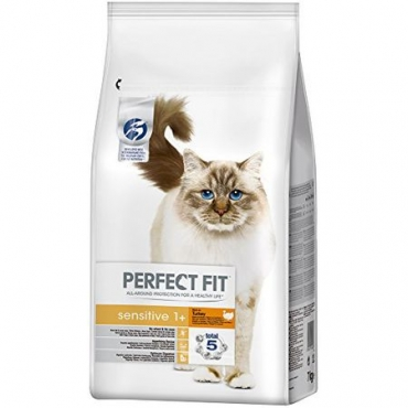 PERFECT FIT CAT SENSITIVE CURCAN 7 KG