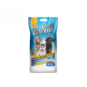 SMART BLEND TALIE MARE JUNIOR 10 KG