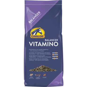 Cavalor VitAmino, regulator de proteine, Versele Laga, 20 kg