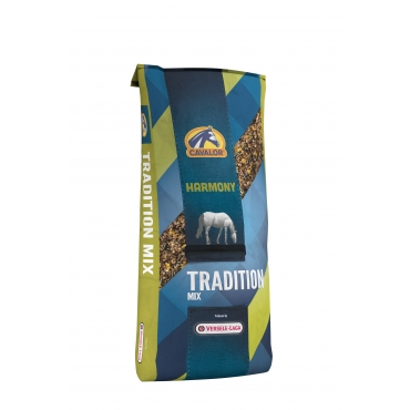 Cavalor Harmony Tradition Mix, efort usor, Versele Laga, 20+2 kg gratuit
