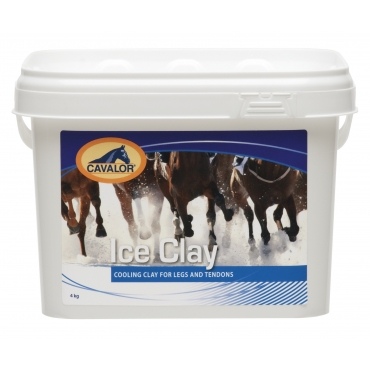 Cavalor Ice Clay 4 kg, cataplasma cai Versele Laga